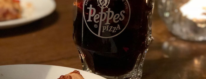 Peppes Pizza is one of Marilienさんのお気に入りスポット.