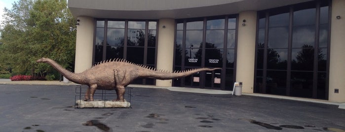 Creation Museum is one of Road trip.