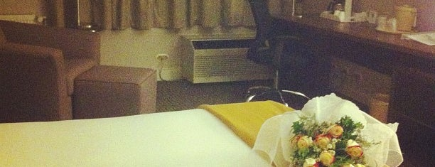 Holiday Inn Express is one of สถานที่ที่ rafa ถูกใจ.