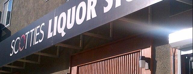 Scotties Liquor Store is one of Eric 님이 저장한 장소.