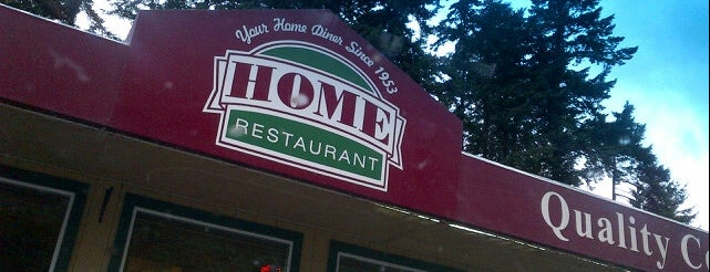 Home Restaurant is one of Vancouver.