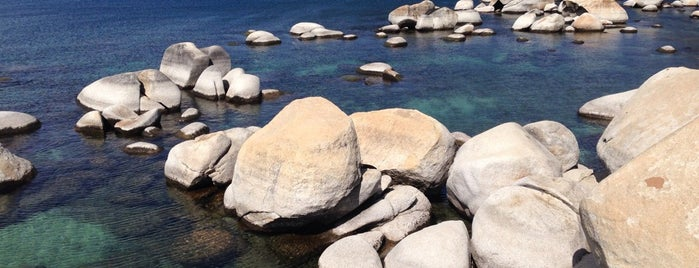 Hidden Beach is one of Tahoe.