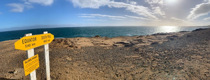 Slope Point is one of NZ: Bluff🦪 tour.