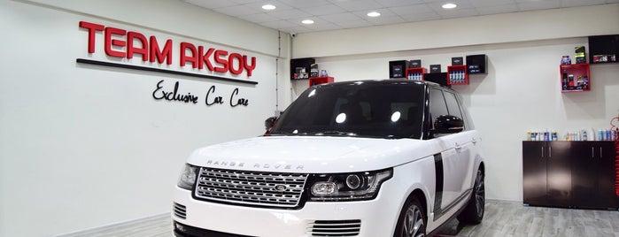 Team Aksoy Auto Garage is one of Tempat yang Disukai Ahmet.