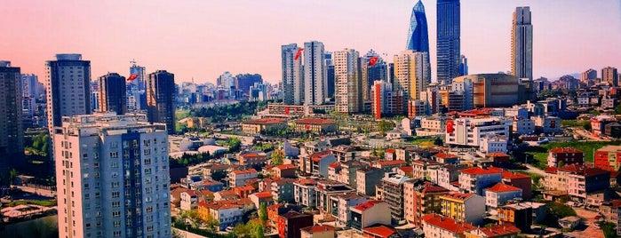 Varyap Meridian For Business is one of สถานที่ที่ Ozgur ถูกใจ.