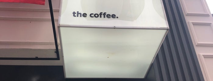 The Coffee is one of cwb.