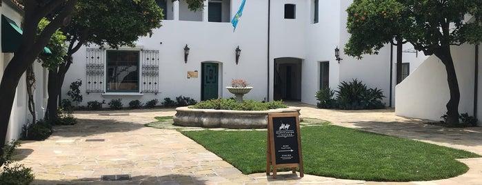 Grassini Family Vineyards is one of Santa Barbara.