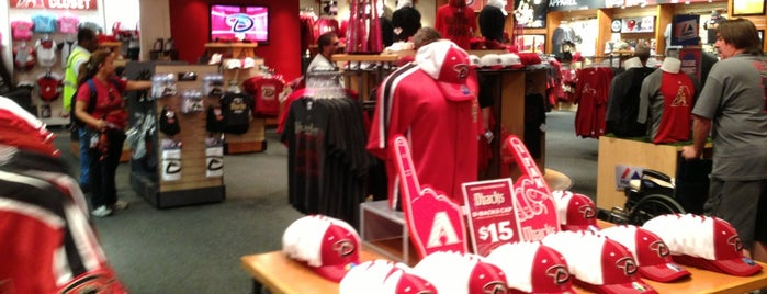 Chase Field Team Shop is one of Places in Phoenix Az.