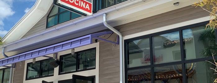 Frontera Cocina is one of DISNEY.