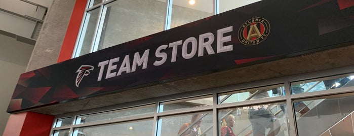 Team Store is one of Lugares favoritos de Kawika.