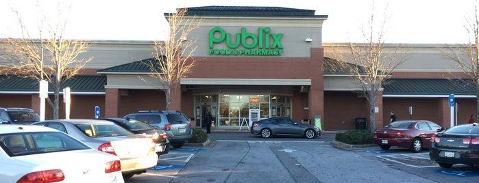 Publix is one of Tempat yang Disukai Greg.