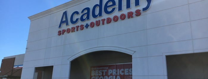 Academy Sports + Outdoors is one of Douglasville & Villa Rica.