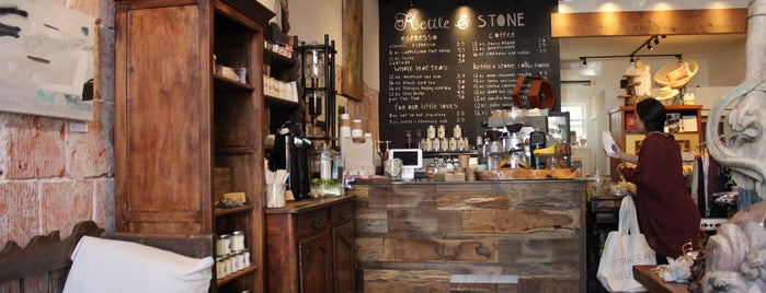 Kettle & Stone Coffee and Tea is one of Escape Guide // San Diego, CA.