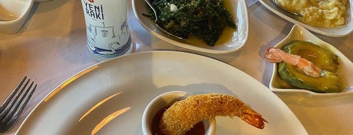 Sardina Balık Restaurant is one of Dene Ankara.