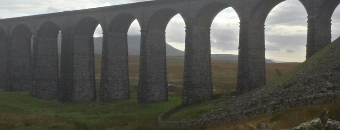 Ribblehead Viaduct is one of Dog Walking Spots in Yorkshire.