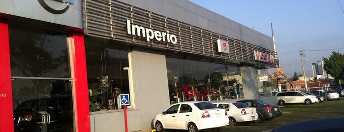 Nissan Imperio Oriente is one of Lieux qui ont plu à Carlos.