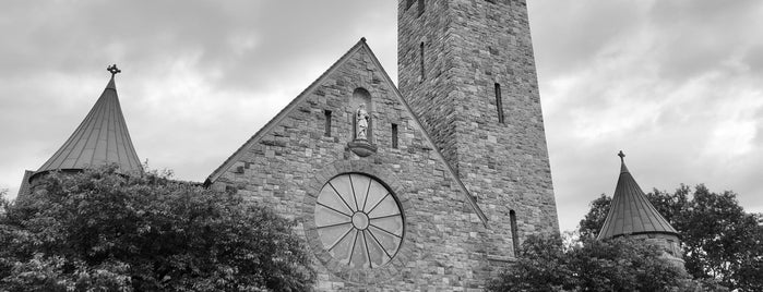 St Thomas Catholic Church is one of Ann Arbor.