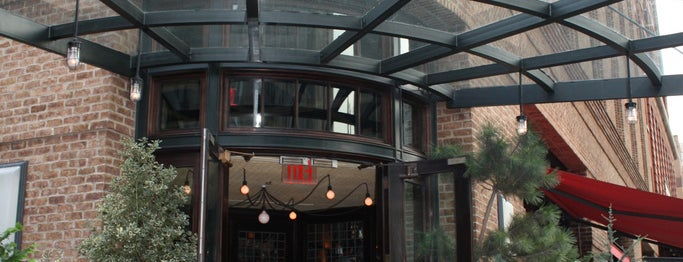 Locanda Verde is one of NYC restaurants.