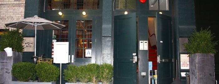 Sushi Azabu is one of New York City.