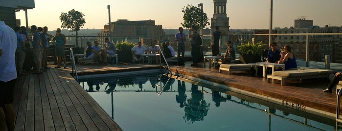 DNV Rooftop Lounge is one of DC Bars n' Lounges.