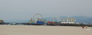 Santa Monica Pier is one of Los Angeles LAX & Beaches.