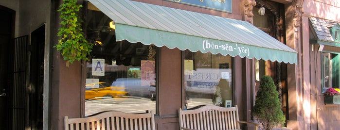 Bonsignour is one of NYC's Best Coffee, Bagels & Bakeries.