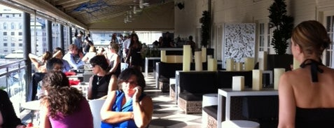 P.O.V. Rooftop Lounge and Terrace is one of DC Out and About To Do List.