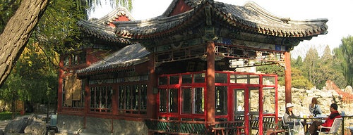 石舫 Stone Boat Cafe is one of Beijingg.