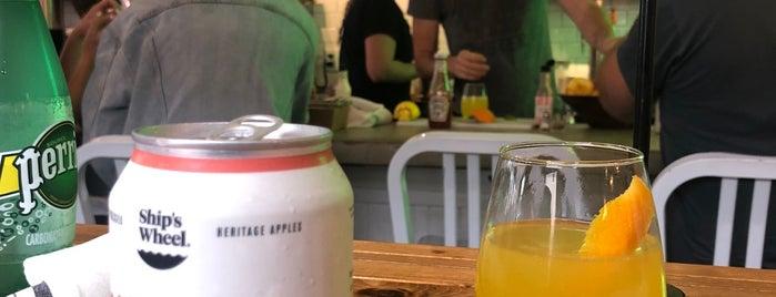 Daps Breakfast & Imbibe is one of Do: Charleston ☑️.