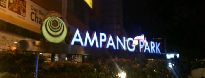 Ampang Park Shopping Centre is one of Guide to Kuala Lumpur's best spots.