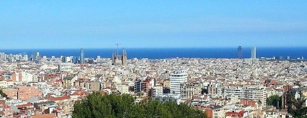 Parc del Turó del Putxet is one of Barcelona.