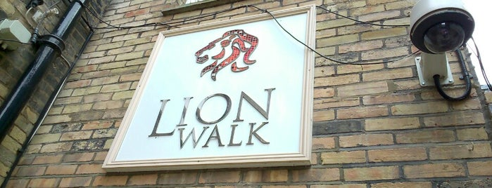 Lion Walk Shopping Centre is one of Went Before 5.0.