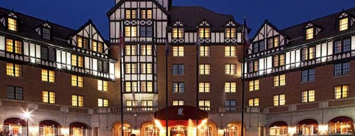 Hotel Roanoke & Conference Center, Curio Collection by Hilton is one of Virginia.