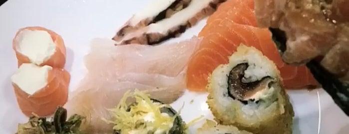 KenShin Japanesen Food is one of Lizandra 님이 좋아한 장소.