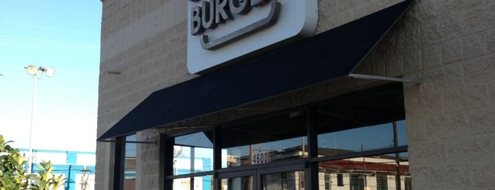The Company Burger is one of New Orleans Places.