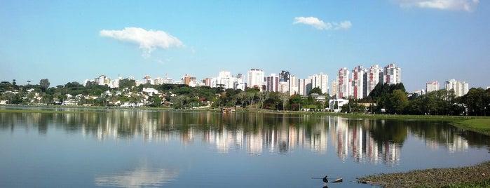 Parque Barigui is one of Passeios Sul.