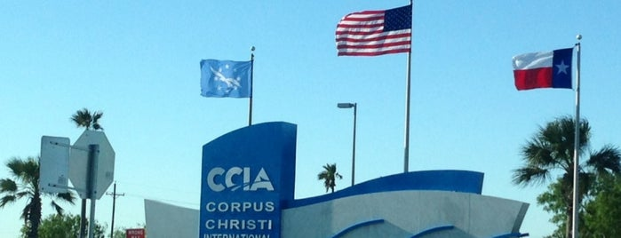 Corpus Christi International Airport (CRP) is one of Airports~Part 1....