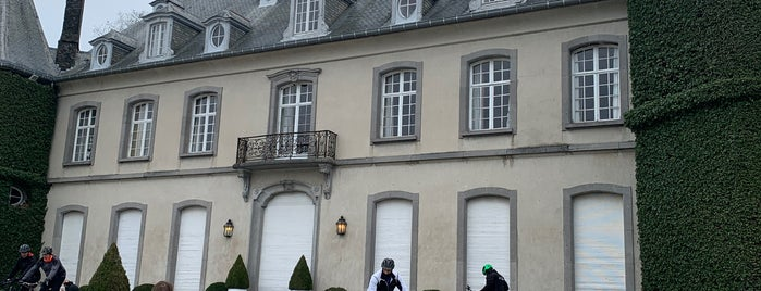 Chateau de la Hulpe is one of Saaranさんのお気に入りスポット.
