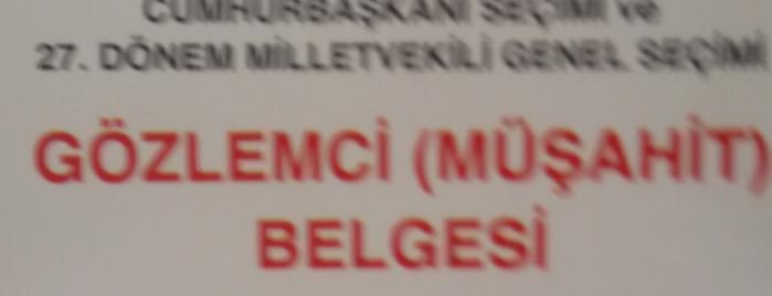 Barış : понравившиеся места