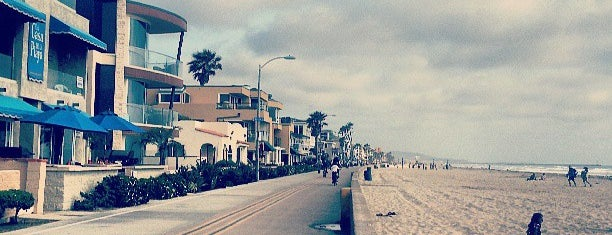 The Boardwalk • Mission Beach is one of San Diego To Do's.