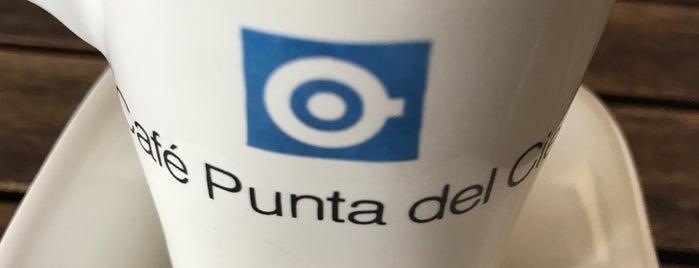 Café Punta del Cielo is one of Tempat yang Disimpan Gustavo.