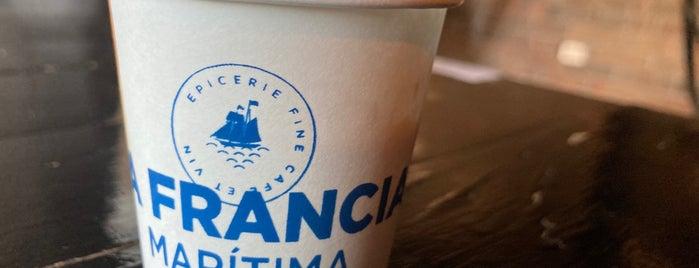 La Francia Marítima is one of CUU.
