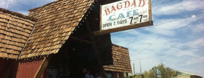 Bagdad Cafe is one of Krzysztof 님이 좋아한 장소.