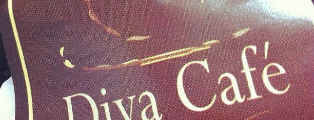Diva Café is one of Tempat yang Disukai Alcides.