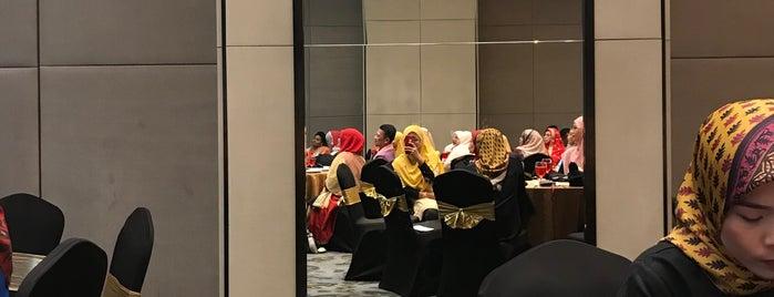 Amari Johor Bahru is one of C'ın Beğendiği Mekanlar.