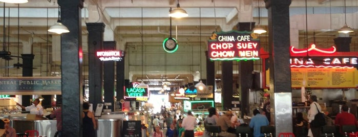 Grand Central Market is one of SoCal Best.