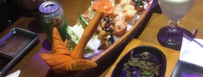 Osaka Cozinha Japonesa is one of Locais curtidos por Li.
