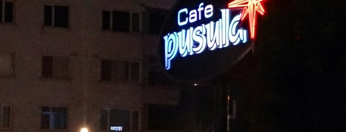 Pusula Cafe is one of Hasan 님이 저장한 장소.