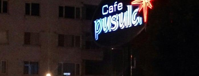 Pusula Cafe is one of Hasan: сохраненные места.