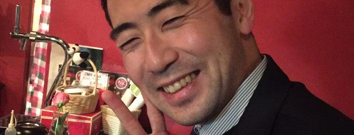 Bar ハンダヒロコ is one of Bars.